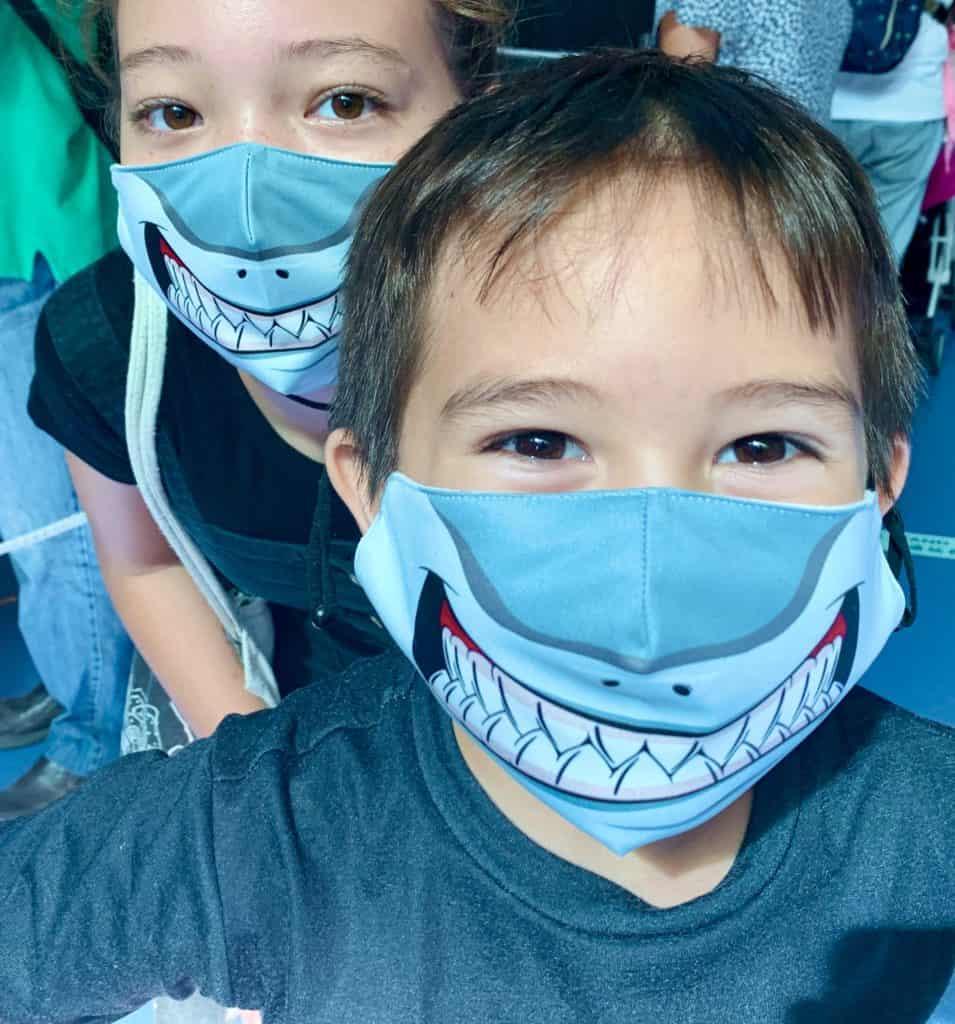 SEA Aquarium Kids & Fish...