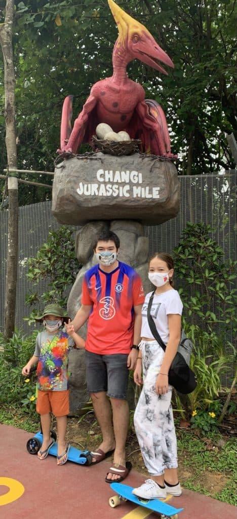 Jurassic Mile Nov'20