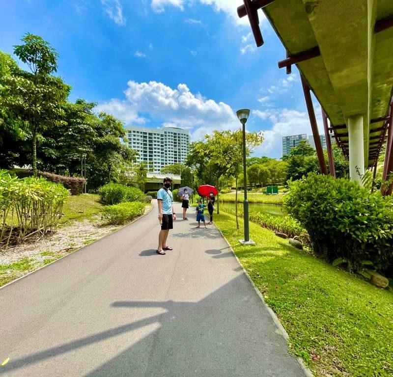 Chinese New Year 2021 Day #3 - Punggol Waterway Park