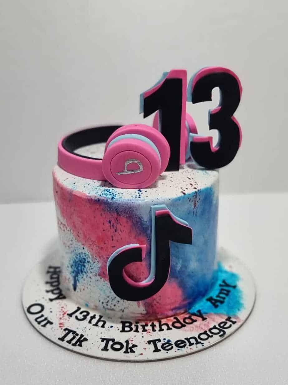 Amy's 13th Birthday   TikTok Teenager