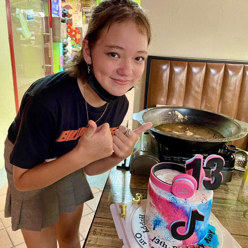 Amy's 13th Birthday | TikTok Teenager
